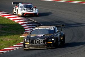 #108 Bentley Team M-Sport Bentley Continental GT3: Steven Kane, Andy Soucek, Rodrigo Baptista