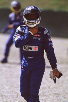 Jean Alesi, Prost AP03 Peugeot yarış dışı