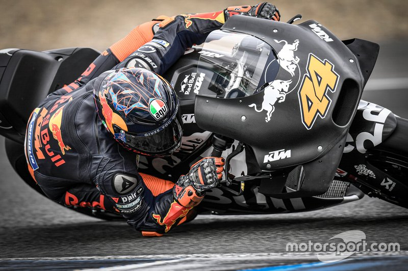 9º Pol Espargaro, Red Bull KTM Factory Racing - 1:38.211