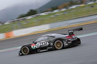 Takuya Izawa, ARTA Honda NSX-GT