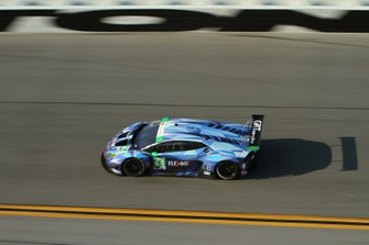 #44 GRT Magnus Racing Lamborghini Huracan GT3: John Potter, Andy Lally, Spencer Pumpelly, Marco Mapelli