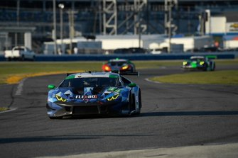 #44 GRT Magnus Lamborghini Huracan GT3, GTD: John Potter, Andy Lally, Spencer Pumpelly, Marco Mapelli