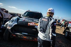 Владимир Васильев, X-raid G-Energy, Mini JCW Rally (№317)