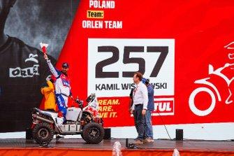 Камиль Висневский, Orlen Team, Yamaha Raptor 700 (№257)