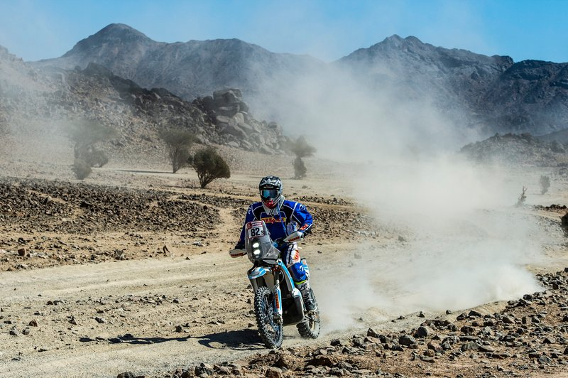 #82 KTM: Francisco Arredondo