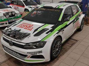 Ferenc Vincze Jr, Tamás Szőke, Volkswagen Polo GTI R5