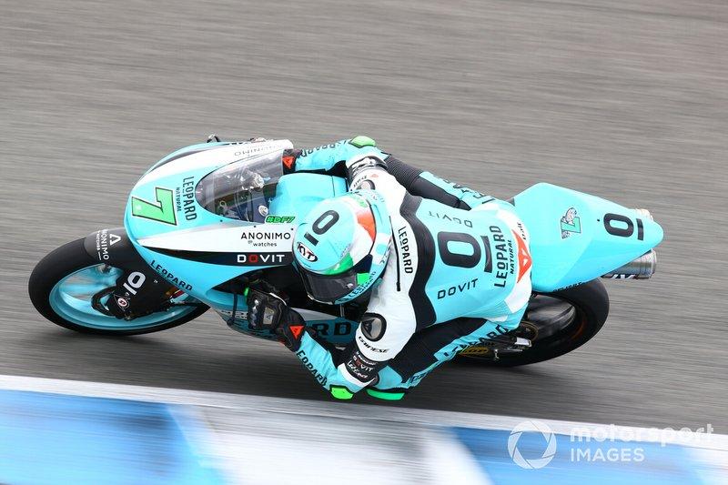 14º Dennis Foggia, Leopard Racing - 1:45.661