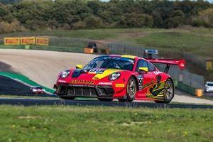 #991 GER Herberth Motorsport Porsche 911 GT3 R: Steffen Görig, Alfred Renauer