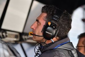 Andrea Stella, Race Engineer, McLaren