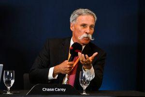 Chase Carey, Chairman, Formula 1