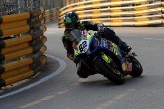Derek Sheils, Burrows Engineering / RK Racing Suzuki GSXR