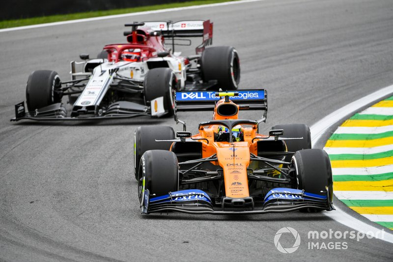 10: Lando Norris, McLaren MCL34, 1'08.868