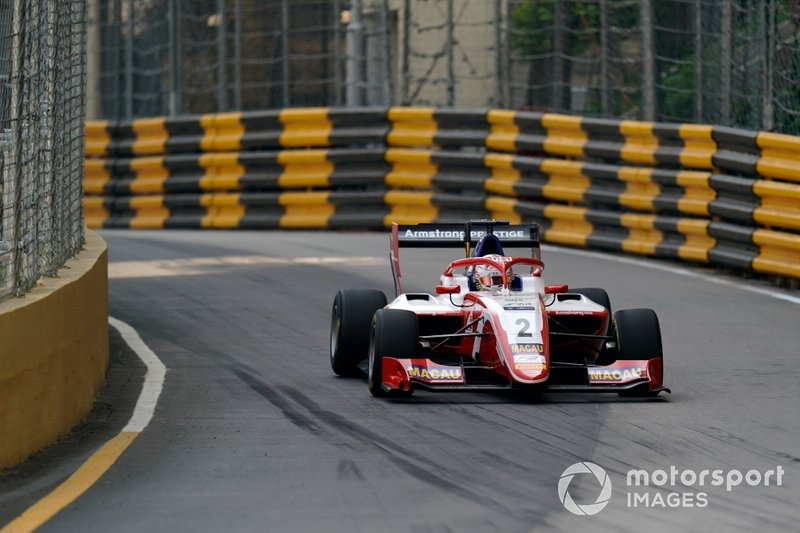 #2 Marcus Armstrong, SJM Theodore Racing by Prema
