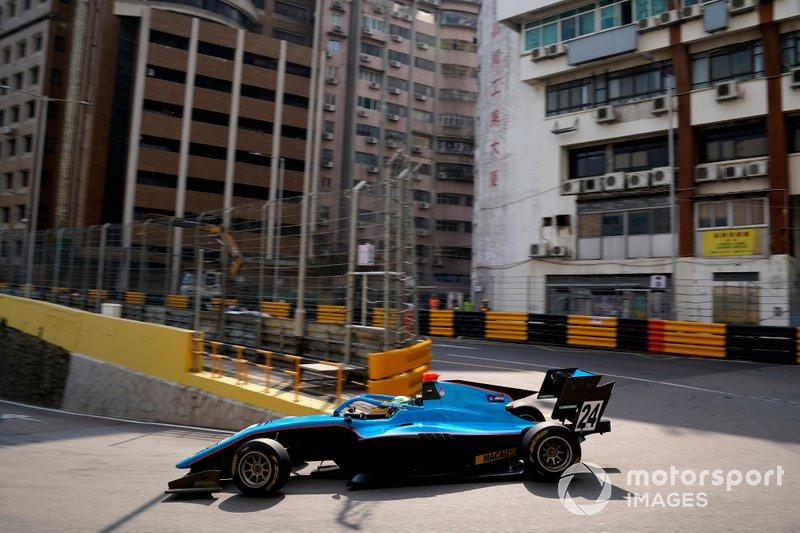 #24 Andreas Estner, Jenzer Motorsport