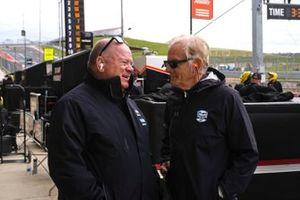 Chip Ganassi und Arie Luyendyk