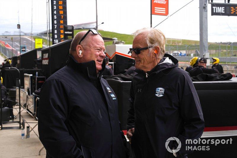 Chip Ganassi, Chip Ganassi Racing Honda, Arie Luyendyk