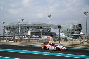 #88 Dragon Racing Lamborghini Super Trofeo: Jim Geddie, Glynn Geddie, Karim Al Azhari
