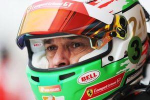 #54 AF Corse Ferrari 488 GTE EVO: Giancarlo Fisichella