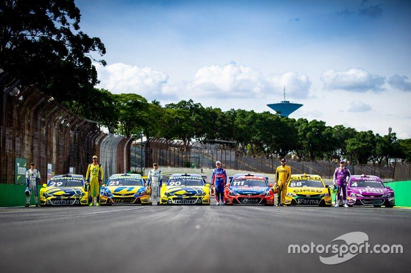 Finalistas da Stock Car 2019