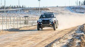 Vladimir Vasilyev/Vitaly Yevtekhov, BMW X3 CC