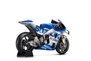 Мотоцикл Suzuki GSX-RR 2020 Хоана Мира, Team Suzuki Ecstar