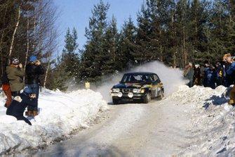 Stig Blomqvist, Bjorn Cederberg, SAAB 99 Turbo