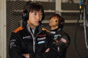 立川祐路監督 Yuji Tachikawa(JMS P.MU/ CERUMO・INGING)
