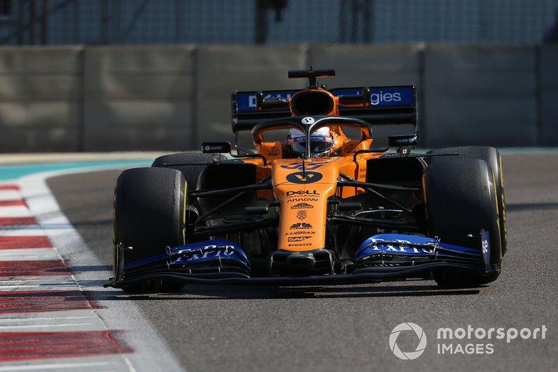 2019: McLaren MCL34