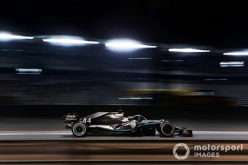 *Lewis Hamilton, GP de Abu Dabi (Nuevo Récord)