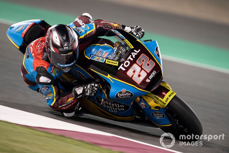 #22 Sam Lowes, Marc VDS Racing