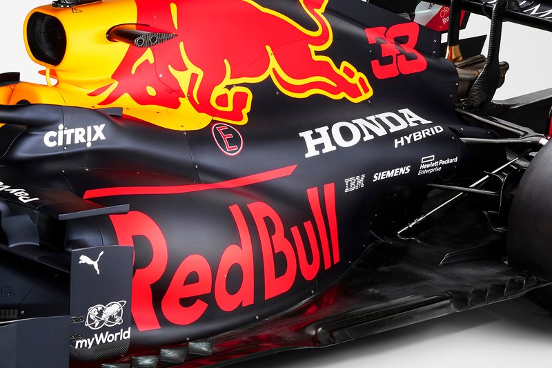 Red Bull Racing: RB16