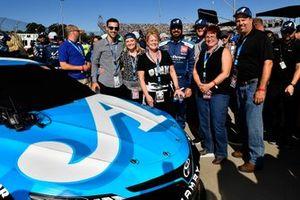 Martin Truex Jr., Joe Gibbs Racing, Toyota Camry Auto Owners Insurance meet and greet