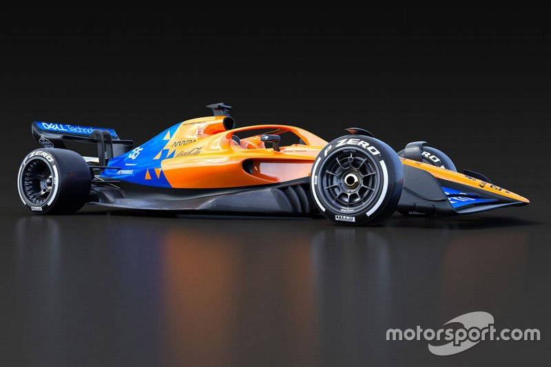McLaren 2021 F1