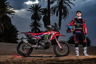 Ricky Brabec, Monster Energy Honda Team