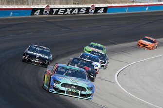 J.J. Yeley, Rick Ware Racing, Ford Mustang Factor One Source Pharmacy