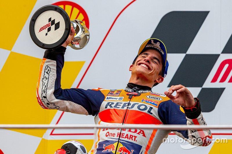 <b>#1</b> 420 - Marc Márquez, 2019 (MotoGP)