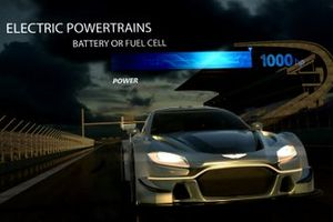 Picco di potenza di 1000bhp disponibile per brevi periodi