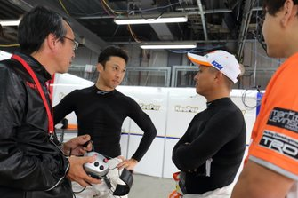#36 Team Tom's Lexus LC500: Yuhi Sekiguchi, Kazuki Nakajima