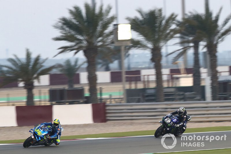 Joan Mir, Team Suzuki MotoGP, Maverick Vinales, Yamaha Factory Racing