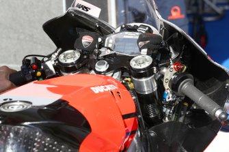 Мотоцикл Desmosedici GP20 Франческо Баньяи, Pramac Racing