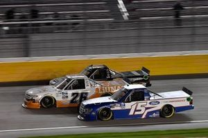 Tyler Ankrum, GMS Racing, Chevrolet Silverado Liuna!, Tanner Gray, DGR-Crosley, Ford F-150 Ford | Ford Performance, Sheldon Creed, GMS Racing, Chevrolet Silverado Chevy.com /Trench Shoring