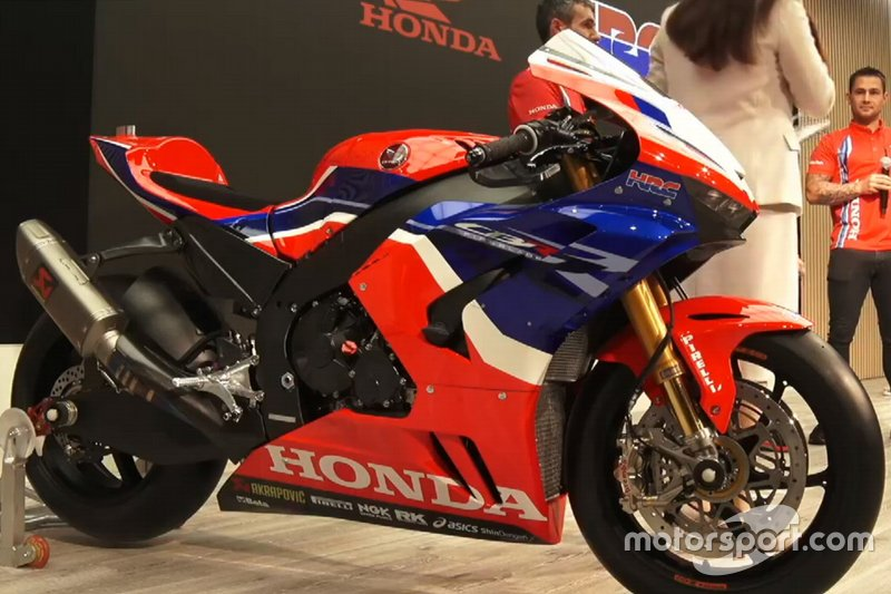 Moto Honda WSBK Team