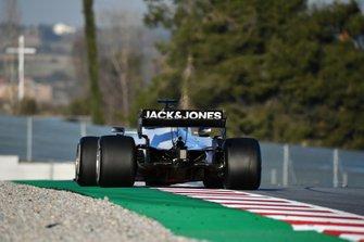 Romain Grosjean, Haas F1 Team VF-20