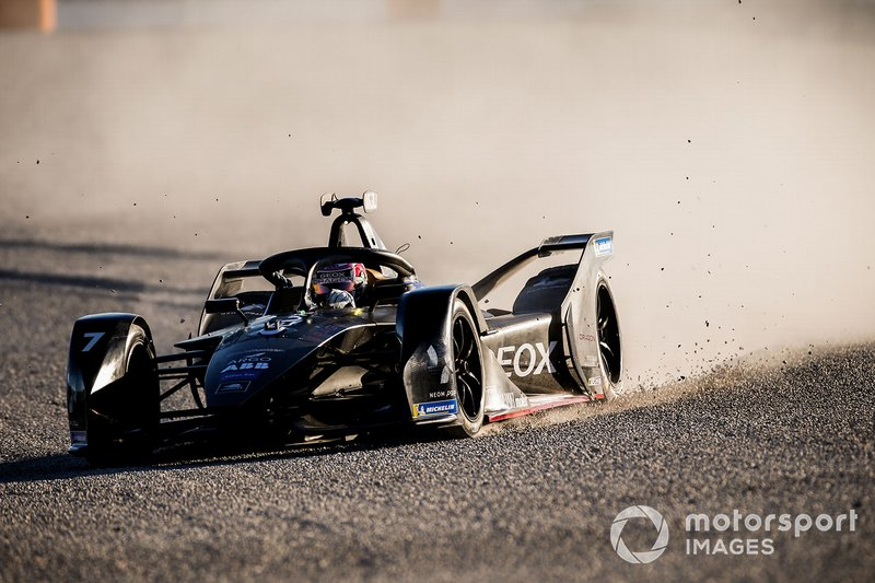 3º Nico Muller, Dragon Racing, Penske EV-4 (1:15.198)