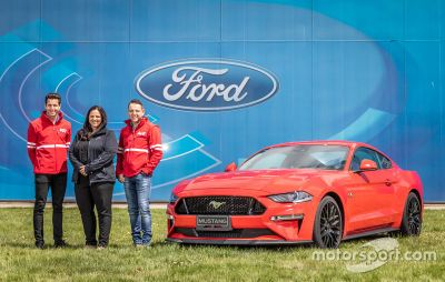 Kelly Racing Ford announcement