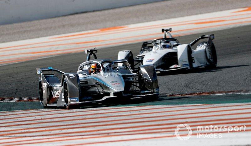 Stoffel Vandoorne, Mercedes Benz EQ Formula, EQ Silver Arrow 01, Edoardo Mortara, Venturi, EQ Silver Arrow 01