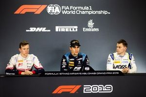Callum Ilott, Sauber Junior Team by Charouz Sergio Sette Camara, Dams and Louis Deletraz, Carlin