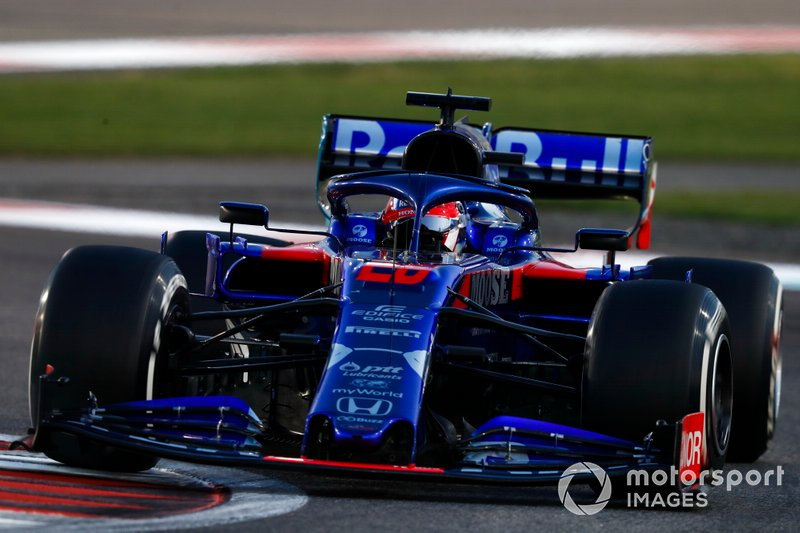 9º: Daniil Kvyat, Toro Rosso STR14
