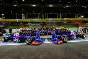 Toro Rosso Team Picture