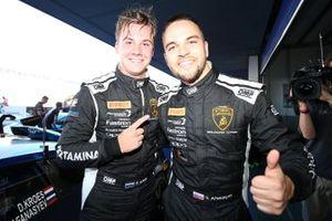 Danny Kroes e Sergey Afanasyev, Bonaldi Motorsport, Lamborghini Huracan ST Evo #3